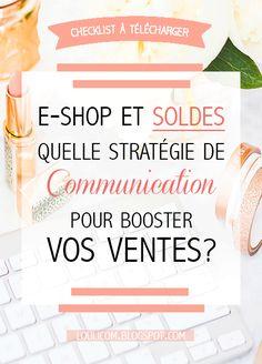 ecommerce eshop et soldes stratégie communication mieux vendre