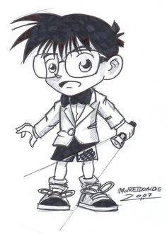 """M.REDONDO- Comics: * """"Detective Conan"""" Uno de los favoritos"""