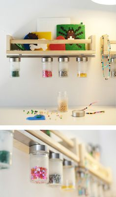 1000 images about ikea hacks on pinterest ikea hacks for Ikea grundtal spice rack