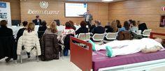 bermutuamur organiza varias sesiones informativas en Alicante sobre Buenas Prácticas Preventivas en la movilización de enfermos - Alicante