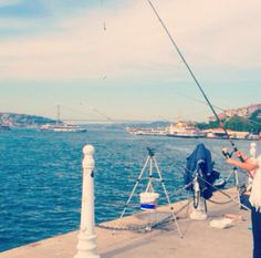 Fishing Istanbu/Üsküdar
