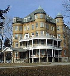 Topeka state Hospital opened in 1872, with rumors of horrible abuse shortly after opening. Rumors included rapes and patients confined in straps for so long that their skin began to grow around the straps. Closed in 1997 its cemetery holds1,157 individuals.