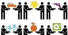 8 jeunes urbains sur 10 adeptes de l'économie du #partage #consommation #collaborative