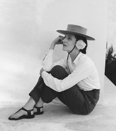 """""""I think when you're young you should be a lot with yourself and your sufferings. Then one day you get out where the sun shines and the rain rains and the snow snows and it all comes together.""""  Diana Vreeland"""