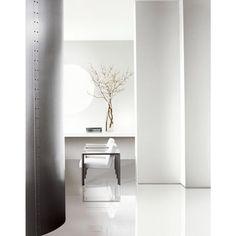 rl1067 ralph lauren paint box pleat white modern office