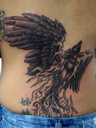 Phoenix tattoo designs with a deep symbolic meaning - Page 21 of 30