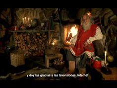 Mensaje de Papa Noel a los niños