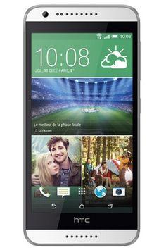 Htc DESIRE 620 BLANC MARBRE pas cher prix promo Smartphone Mistergooddeal 249.90 €