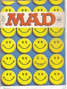 Mad Magazine No.150 April 1972