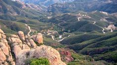 Things to do in Los Angeles, California: hike the Santa Monica Mountains