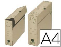 Caja archivo definitivo Fast Paperflow Ecoline ecologico