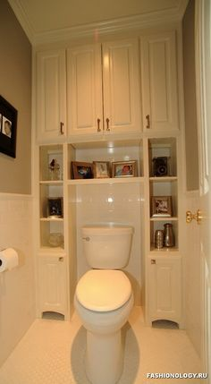 Would you think of a bath with cool extra storage spaces :)