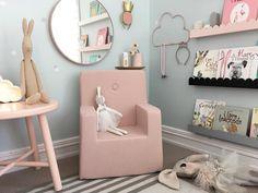 Aranżacja pastelowego pokoju dla dziewczynki