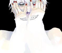 Image via We Heart It https://weheartit.com/entry/154613216 #ghoul #ken #manga #tokyoghoul #kaneki