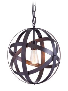 Plymouth Ceiling Lamp from New to Gilt: Zuo Era Collection on Gilt