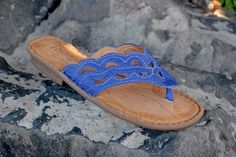 CAZULULA AMATISTA SANDALS | Tsonga Footwear | Handmade in South Africa