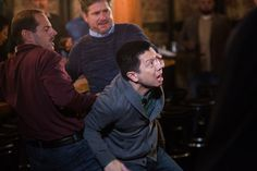I only see stuff like that when I drink tequila. #Grimm
