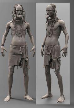 3D Art by Pablo Perdomo