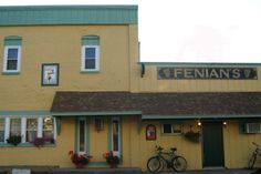 18 Most Authentic Irish Pubs in America ~ #8 FENIAN'S IRISH PUB — CONKLIN, MICH. Fenian's is widely considered the best Irish Pub in Michigan, and for good reason. After the town's famous St. Patrick's Day Parade, everyone ends up here (free of charge, no less), for a day of live Celtic music, food, and of course, plenty of drink.
