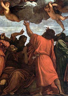 Assumption of the Virgin. Titian
