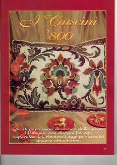 ru / Foto # 1 - P * - Cross Stitch Books, Just Cross Stitch, Cross Stitch Flowers, Needlepoint Patterns, Embroidery Patterns, Cross Stitch Designs, Cross Stitch Patterns, Cross Stitching, Cross Stitch Embroidery