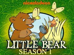 """Maurice Sendak's Little Bear Season 1, Ep. 1 """"What Will Little Bear Wear?/Hide and Seek/Little Bear Goes to the Moon"""" Amazon Instant Video ~ MTVN, http://www.amazon.com/dp/B003EY62H4/ref=cm_sw_r_pi_dp_Ksvctb08GM472"""