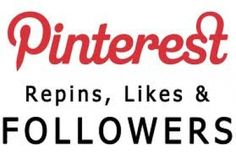 I will give you 1000 pinterest followers - repins - likes for for $5 : affordable - IXGIG