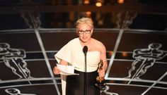 Actress in a Supporting Role - Patricia Arquette - Boyhood.Actress in a Supporting Role - Patricia Arquette - Boyhood Winner for Best Supporting Actress Patricia Arquette accepts her award on stage at the 87th Oscars February 22, 2015 in Hollywood, California.