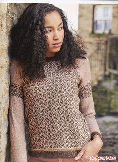 Из журнала ROWAN - №62 2017 Дизайнер Marie Wallin Men Sweater, Turtle Neck, Pullover, Knitting, Sweaters, C2c, Rowan, Magazine, Christmas