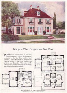 1923 Morgan Sash & Door - 25A  Sleeping porch off the master.