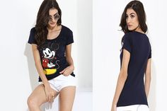 #Exotic Collection of Flirty Girl T-shirt to Look Pretty