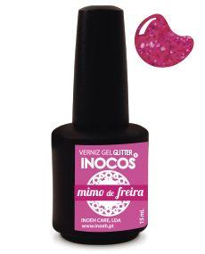 Verniz de Luxo - Inocos Verniz Gel 15ml. Doces Conventuais Mimo de Freira.