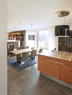 Bauhaus Villa Avantgarde 200 Von Rötzer Ziegel Element Haus: Moderne  Esszimmer Von Rötzer Ziegel