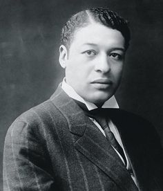 """""""Say Good morning to a comedy pioneer... Mr. Bert Williams."""""""