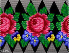 Цветочные схемы,идеи украшений.