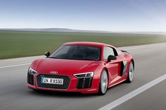The Audi R8 V10 Plus is an update to the Audi R8 that was debuted in 2006. The car features lightweight materials (aluminium and carbon fibre) for construction and is designed and manufactured by Q…