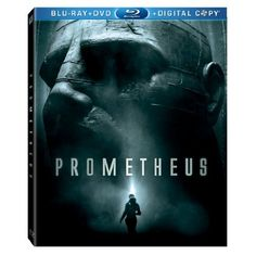 Prometheus (Blu-ray/ DVD + Digital Copy): Noomi Rapace, Michael Fassbender, Charlize Theron, Idris Elba, director, Ridley Scott: Movies & TV:Disclosure :affiliate link