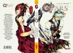 Morphallaxis: Steampunk manga.