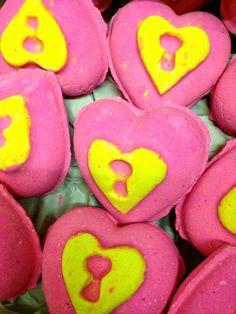 Lush Love Locket bath bomb, read about the whole Valentine's range on ARW, just follow the click through xx