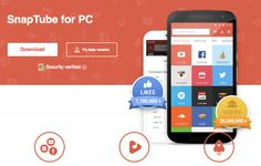 I recommend you to read this post full carefully, and you will understand how to download and install SnapTube app on your PC