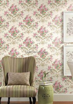 Papel de Parede Roses PN0403, York