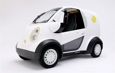 3ders.org - Kabuku and Honda realize first 3D printed Japanese car for confectionery delivery service | 3D Printer News & 3D Printing News