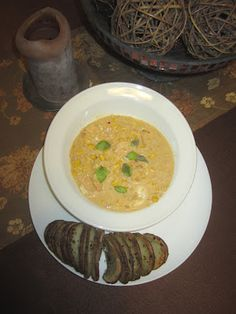 Destination Dream Big: Spicy Shrimp and Corn Chowder