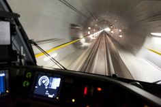 The Gotthard, at 57 kilometres in length, is the world's longest and deepest…