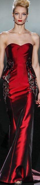 Fall 2013 Ready-to-Wear Badgley Mischka - look40