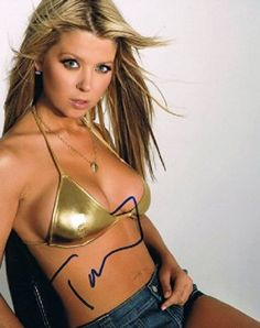 We never sell copies or reproductions of any kind; this photo has been hand-signed by Tara Reid. Description from amazon.com. I searched for this on bing.com/images