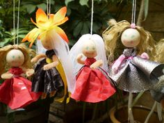 meggipeg: Easy fairy doll tutorial