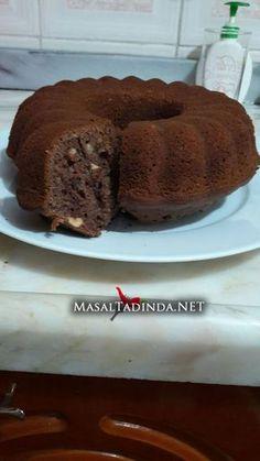 kakaolu damla çikolatalı pamuk kek