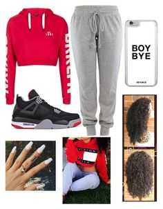 """Casual 2"" by amuh2002 on Polyvore featuring Topshop and NIKE"