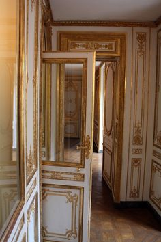 Kings private chambers, Versailles